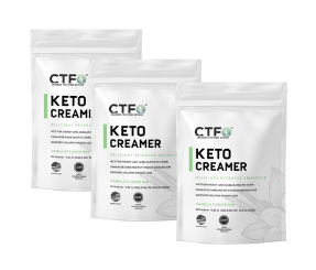 KetoCreamer - 3 Pack